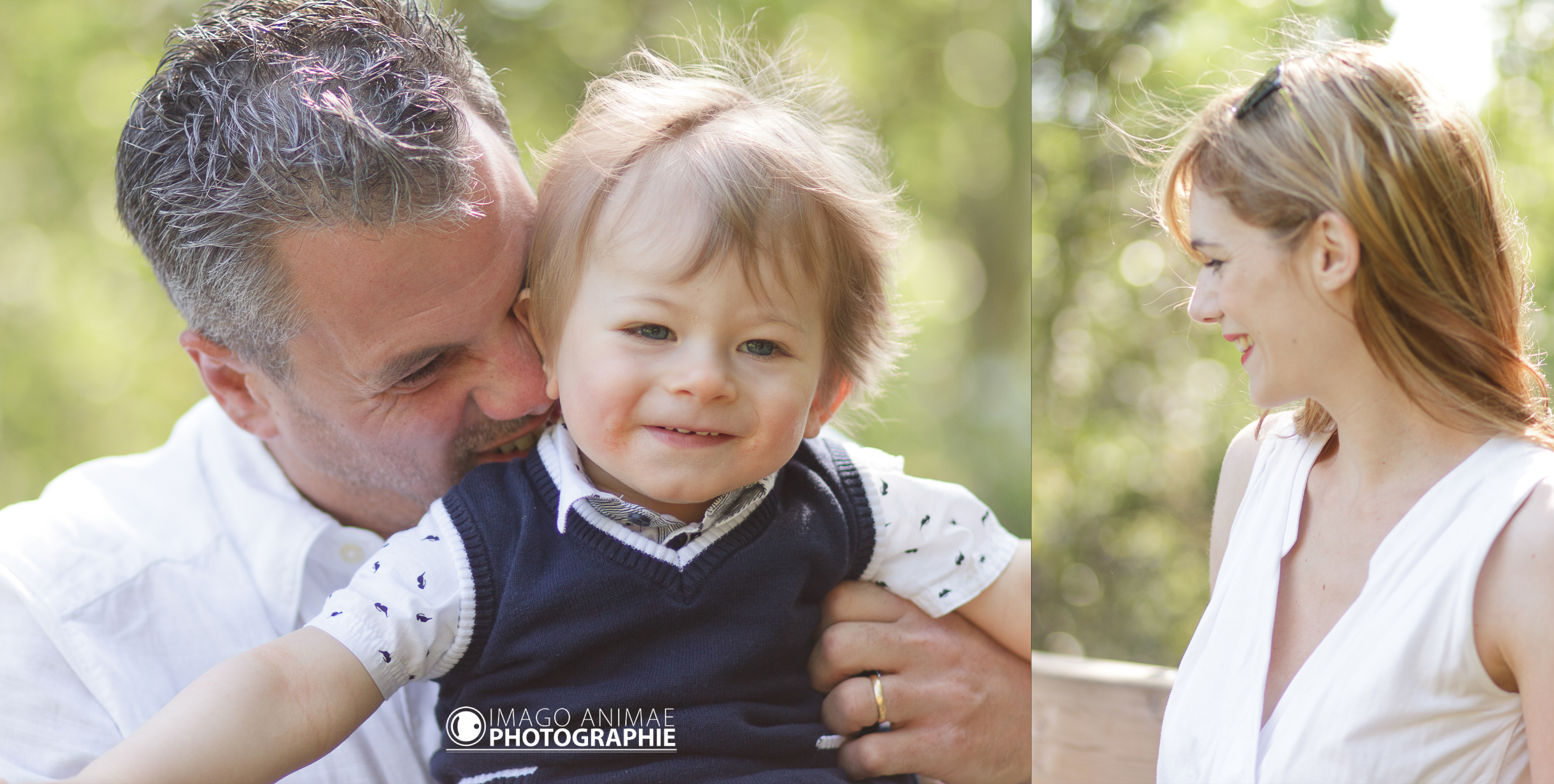 séance en famille à Eaunes - Aurélie & Nicolas - sourire à la vie