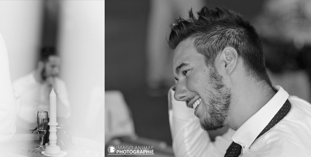Le reportage de mariage d'Élodie et de Yoan - Imago Animae Photographie - 23