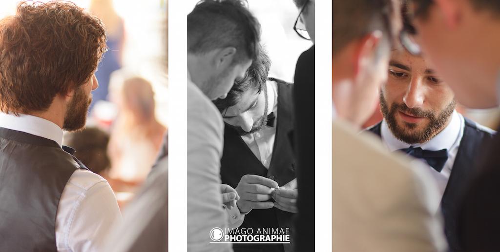 Le reportage de mariage d'Élodie et de Yoan - Imago Animae Photographie - 27