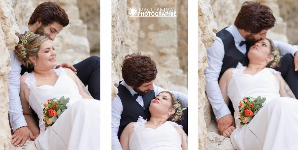 Le reportage de mariage d'Élodie et de Yoan - Imago Animae Photographie - 40