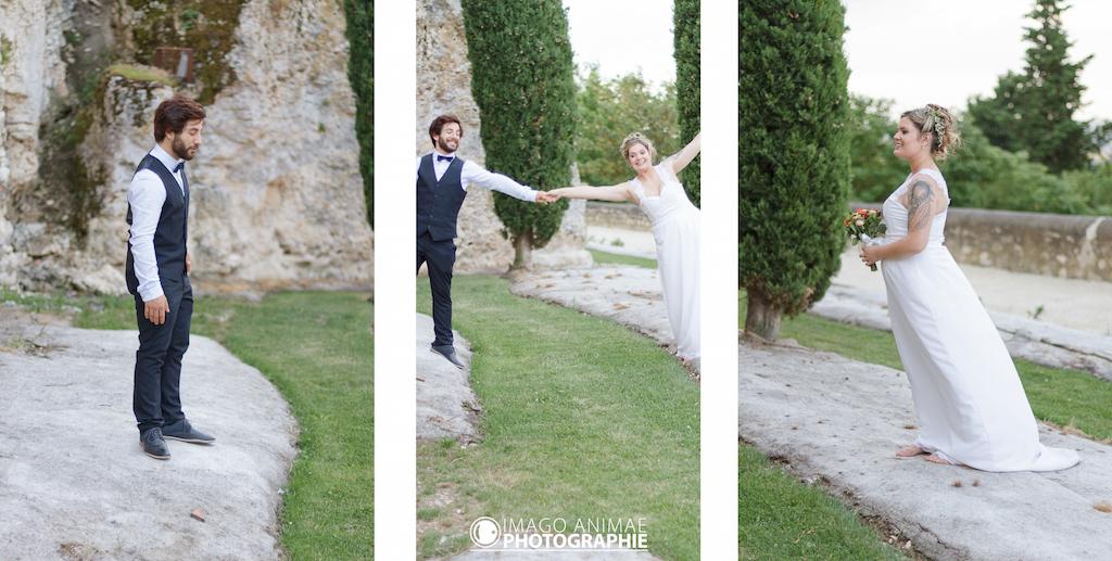 Le reportage de mariage d'Élodie et de Yoan - Imago Animae Photographie - 42