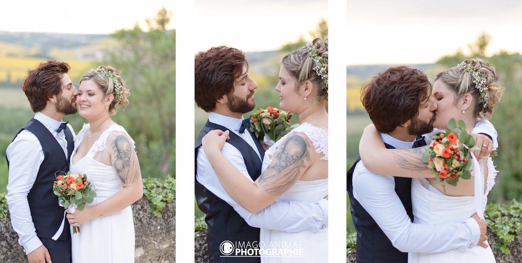 Le reportage de mariage d'Élodie et de Yoan - Imago Animae Photographie - 35