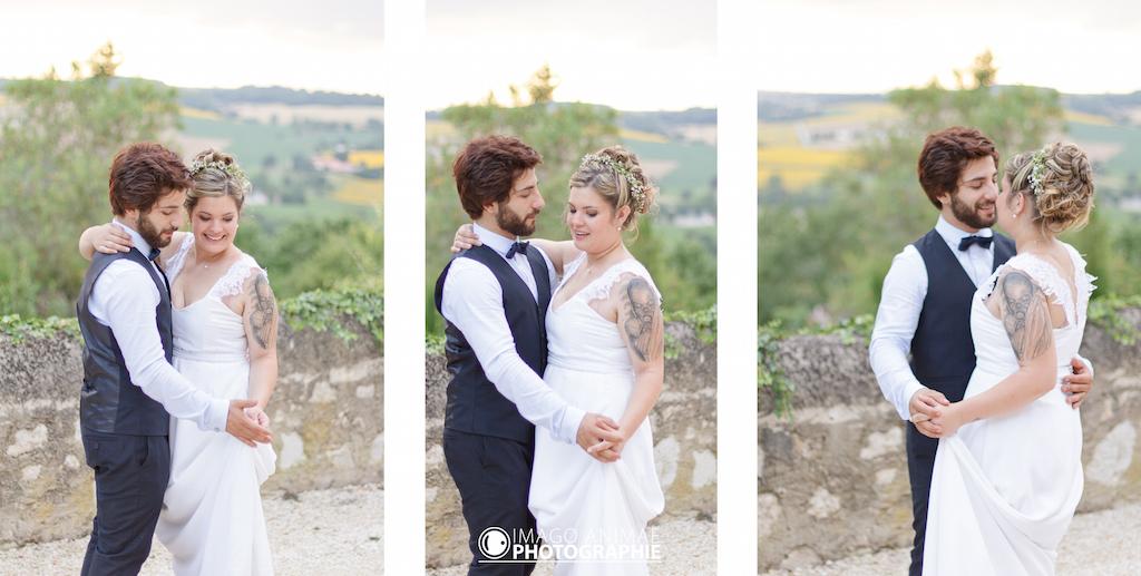 Le reportage de mariage d'Élodie et de Yoan - Imago Animae Photographie - 36