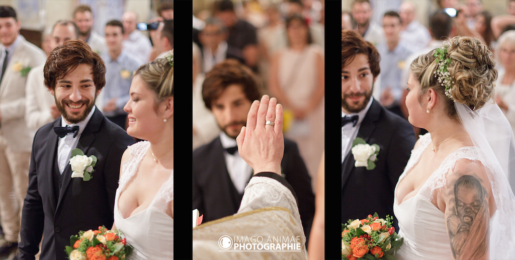 Le reportage de mariage d'Élodie et de Yoan - Imago Animae Photographie - 9