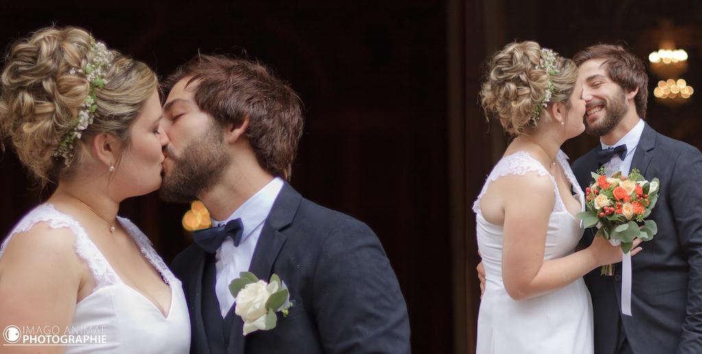 Le reportage de mariage d'Élodie et de Yoan - Imago Animae Photographie - 11