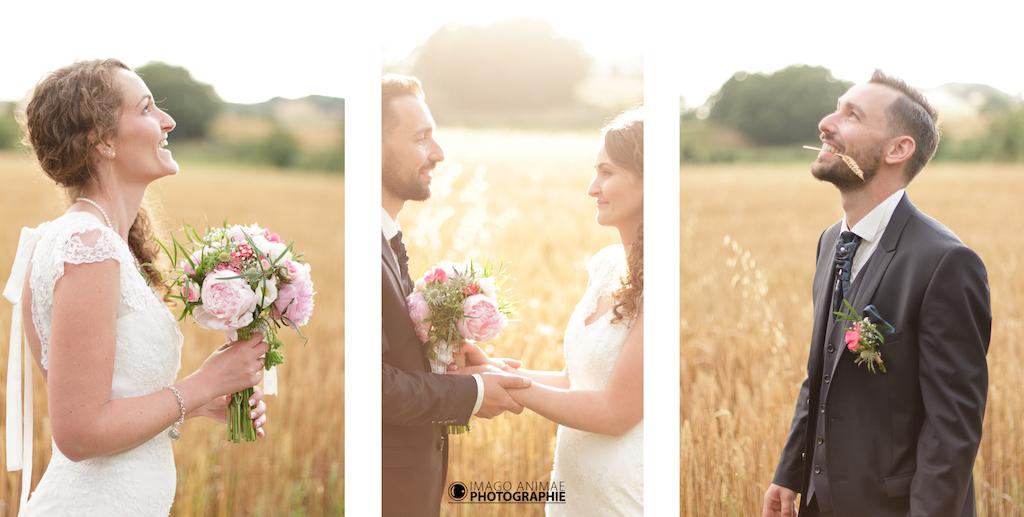 mariage champêtre Imago Animae Photographie 1