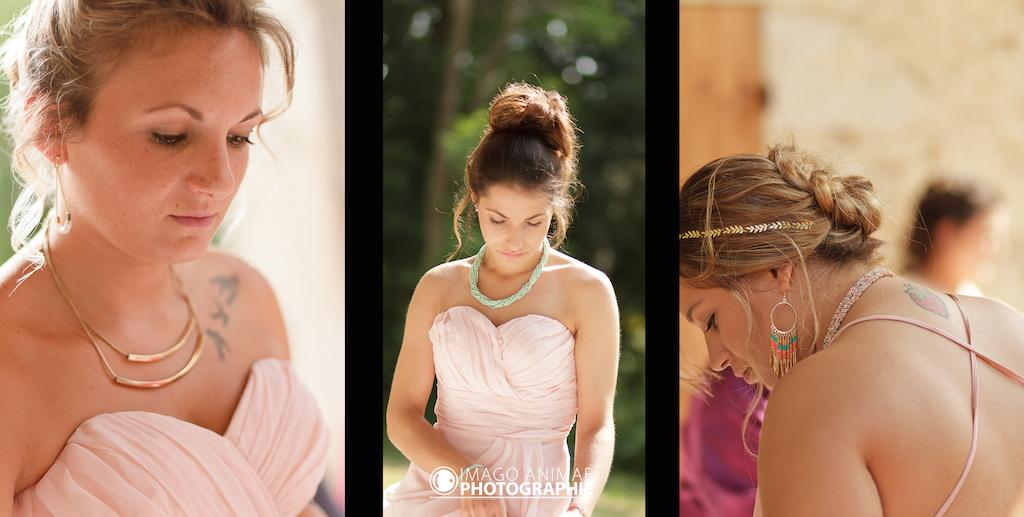 Préparatifs du mariage d'Elodie - Imago Animae Photographie- 12