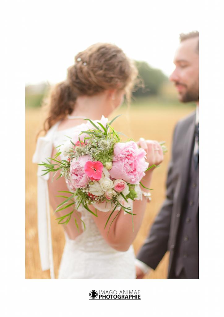 mariage champêtre Imago Animae Photographie 30